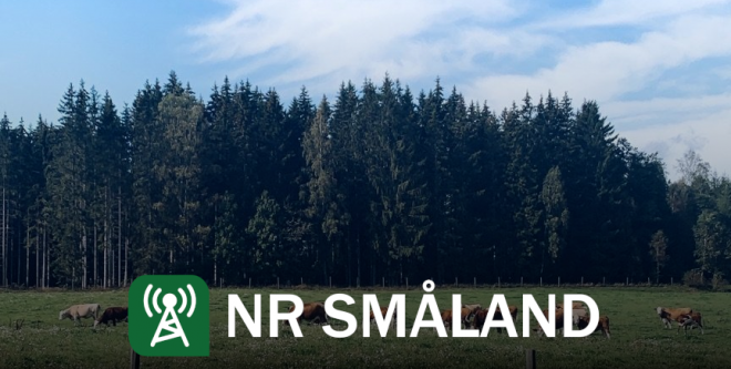 NR Småland #52: Banderoll i Eksjö, faunapassager & dikt